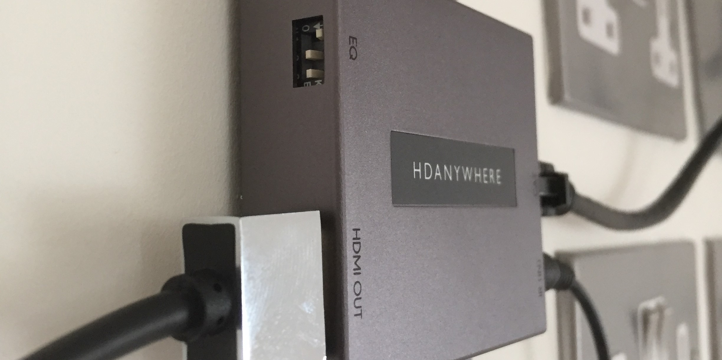 HD Anywhere Receiver